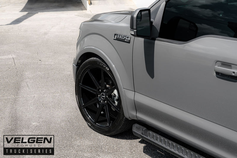 "Velgen 24"" VFT8 - Gloss Black 