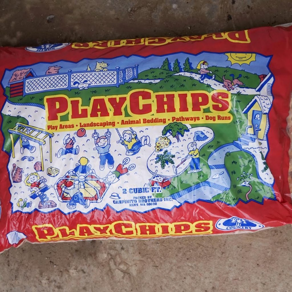 Bagged Play Chips