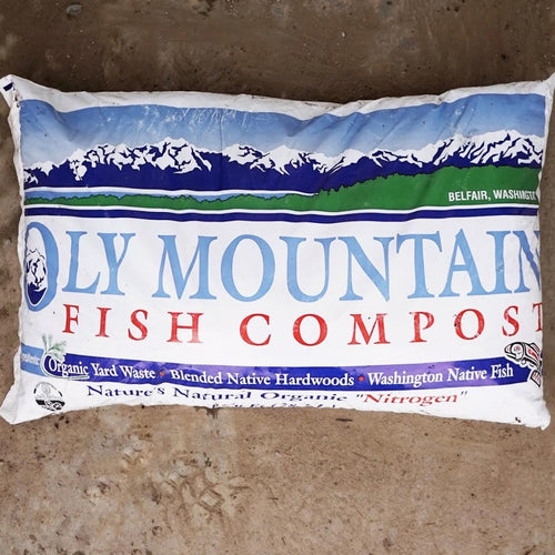 Bagged Oly Fish Compost