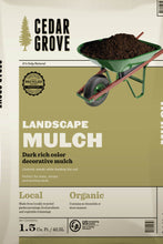 Load image into Gallery viewer, Bagged Cedar Grove Landscape Mulch