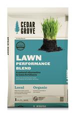 Bagged Cedar Grove Lawn Performance Soil