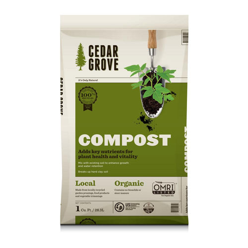 Bagged Cedar Grove Compost