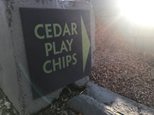 Load image into Gallery viewer, Cedar Play Chips