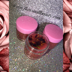 "Rose 🌹 Lip Scrub ""Sugar Lips"""