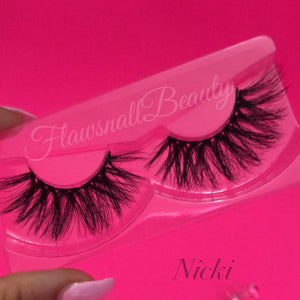 25MM 100% Mink Lashes