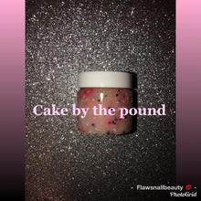 "Load image into Gallery viewer, ""Sugar Lip Scrub "" Cake by the pound 🎂"