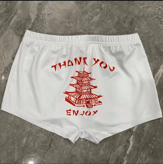 THANK YOU ENJOY SHORTS