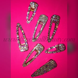 Bling Bling Mini Hair Pin