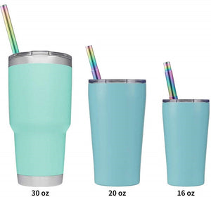 Collapsible Straw Set
