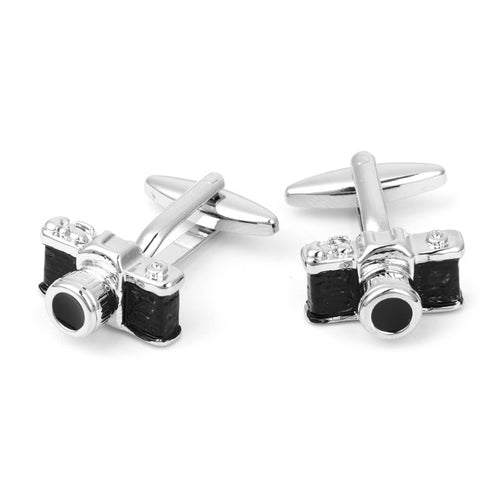 Vintage Camera Shirt Cufflinks Cuff Links   Wedding Party Jewelry Favor Gift