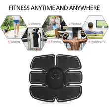 Load image into Gallery viewer, Abdominal Muscle   Battery operated  Fitness  Toner
