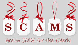 Preventing Seniors From Being Scammed This Holiday Season