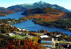elderly-travel-destination-Adirondack Mountains, New York