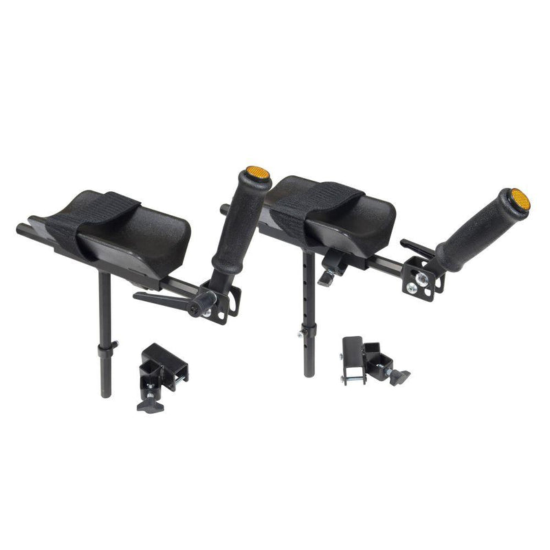 Forearm Platforms for all Wenzelite Safety Rollers and Gait