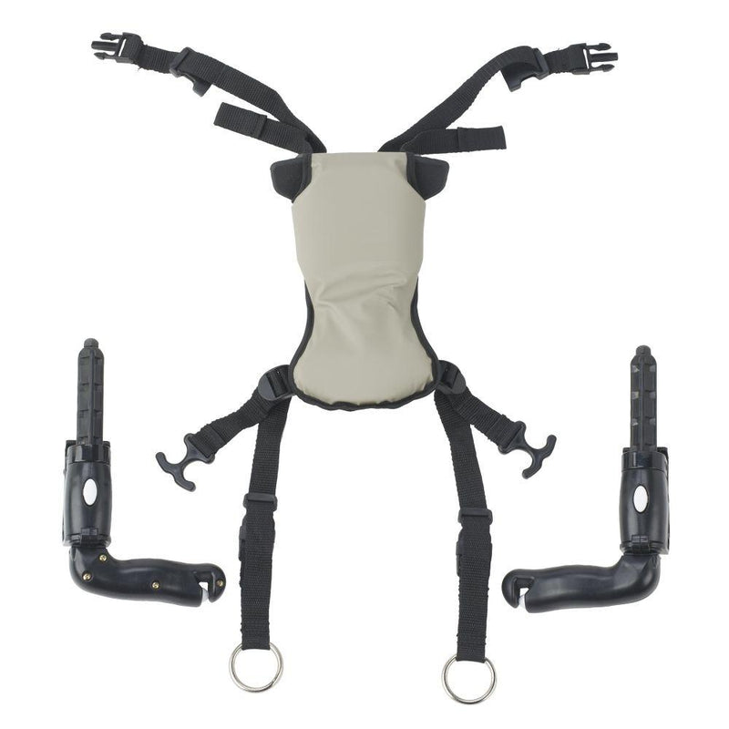 Trekker Gait Trainer Hip Positioner and Pad Large -