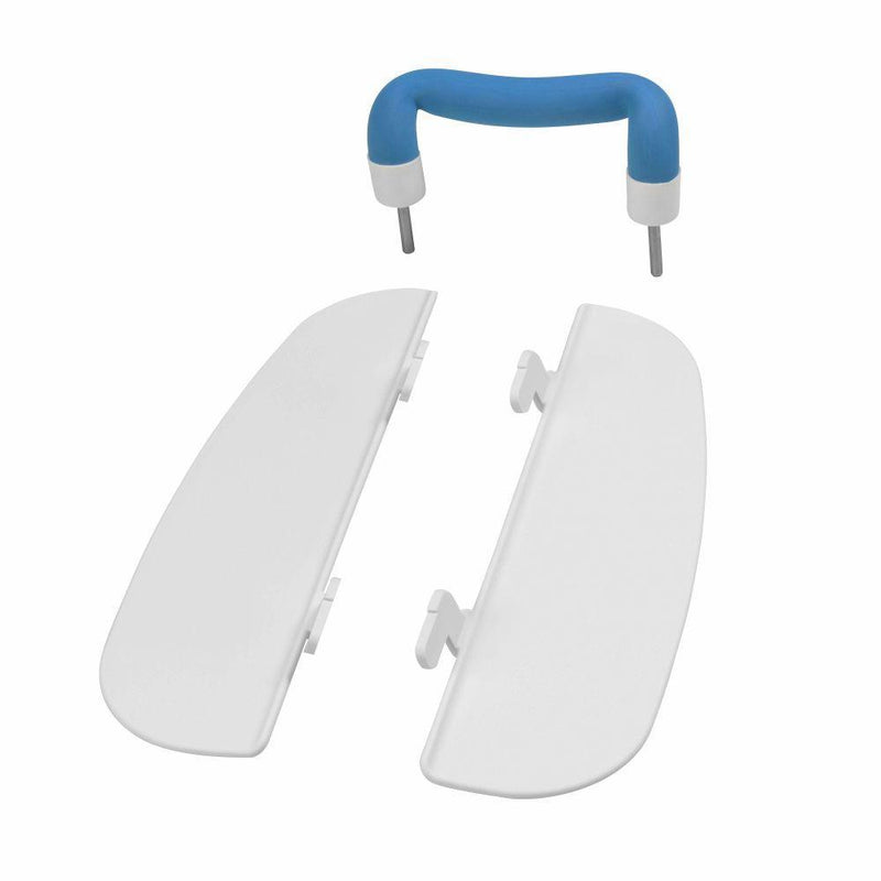 Aquajoy Headrest and Wingbacks - Bathroom Safety
