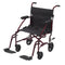 Fly Lite Ultra Lightweight Transport Wheelchair - Transport