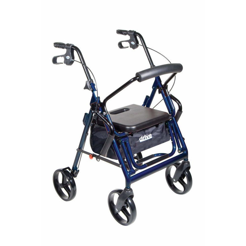 Nitro Duet Rollator and Transport Chair Dual Function