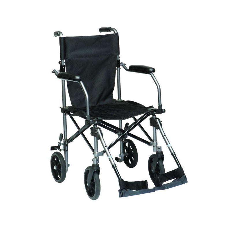 Travelite Chair in a Bag Transport Wheelchair - Transport