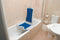 Whisper Ultra Quiet Bath Lift Blue - Bathroom Safety