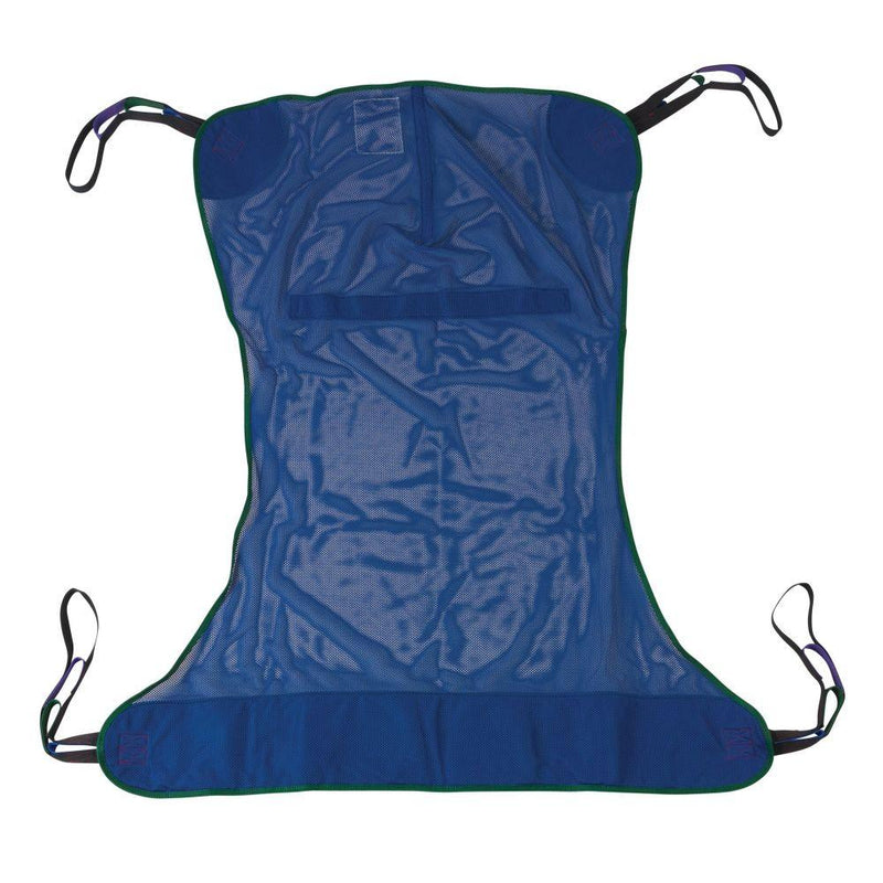 Full Body Patient Lift Sling Mesh Large - Patient Room