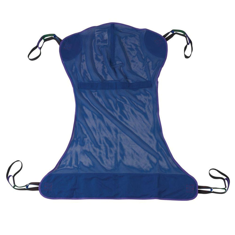 Full Body Patient Lift Sling Mesh Medium - Patient Room