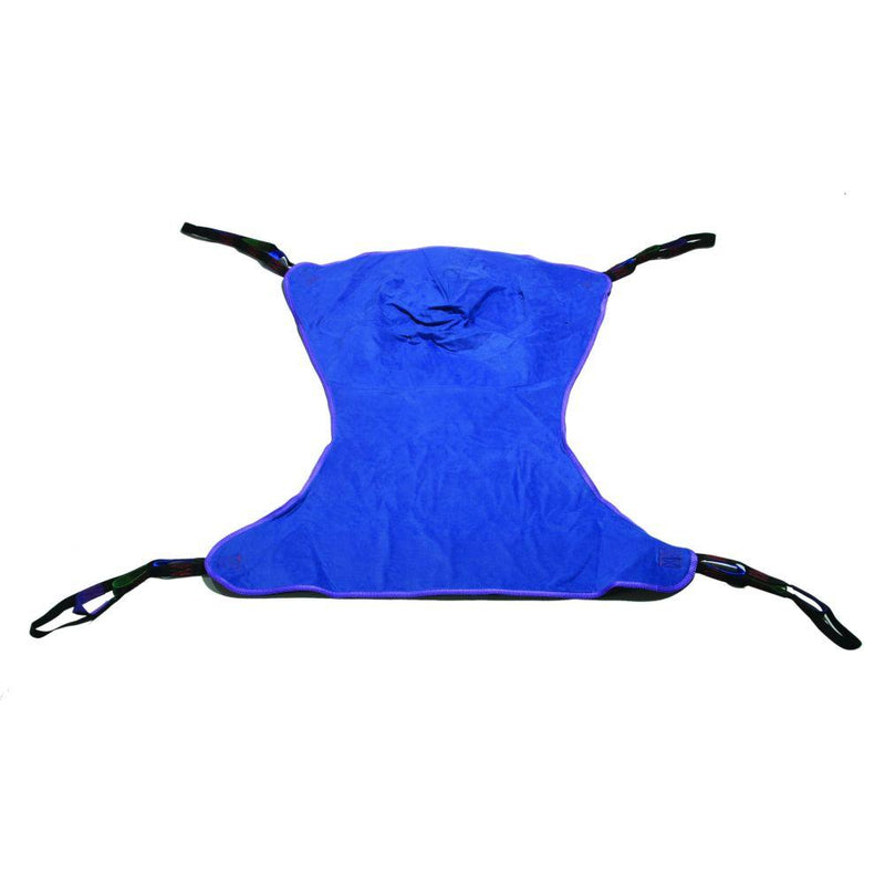 Full Body Patient Lift Sling Solid Large - Patient Room