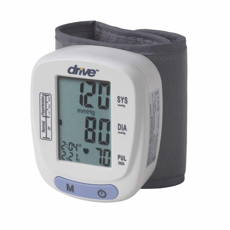 Automatic Blood Pressure Monitor Wrist Model - Personal Care