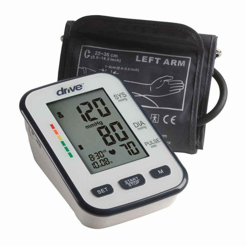 Automatic Deluxe Blood Pressure Monitor Upper Arm - Personal