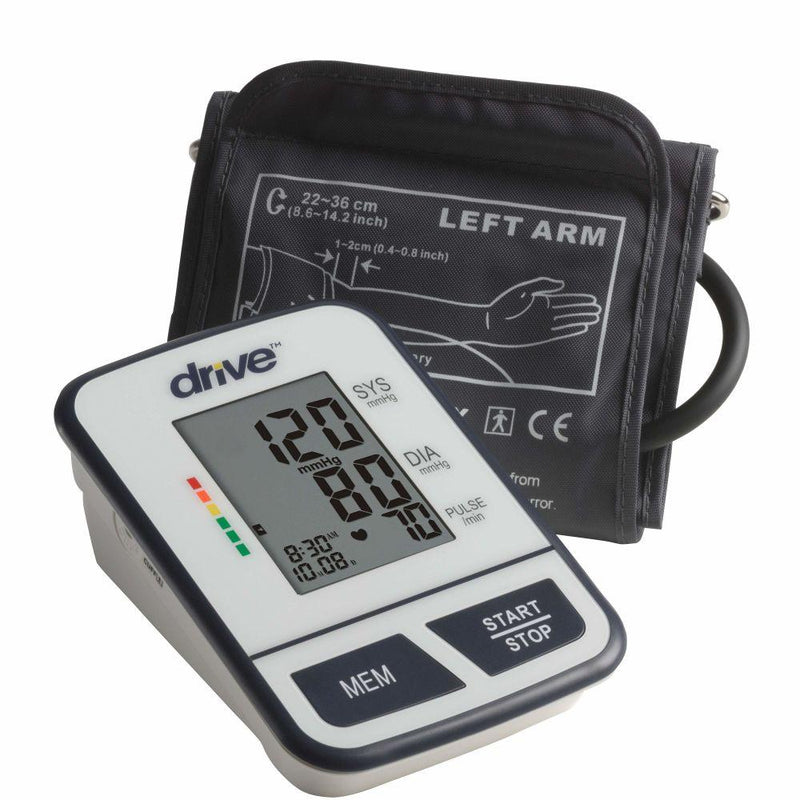 Economy Blood Pressure Monitor Upper Arm - Personal Care