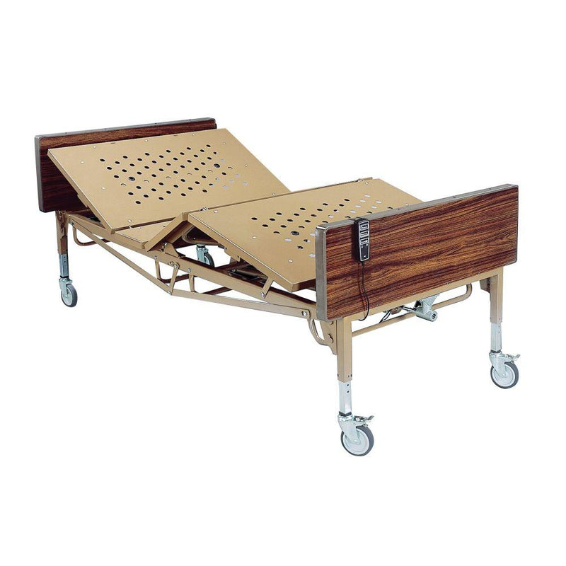 Full Electric Bariatric Hospital Bed Frame Only - Hospital