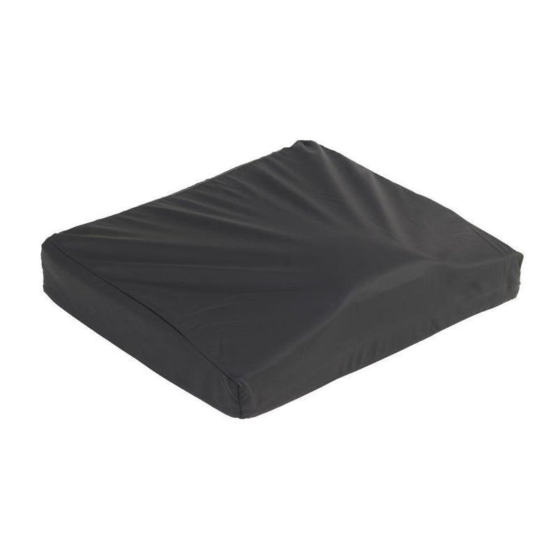 Titanium Gel/Foam Wheelchair Cushion 18 x 22 - Pressure