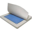 Gel E Skin Protection Wheelchair Seat Cushion 18 x 16 x 3 -