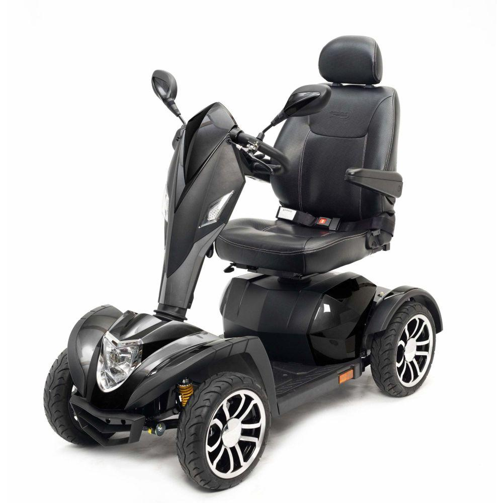 Cobra GT4 Heavy Duty Power Mobility Scooter, 22