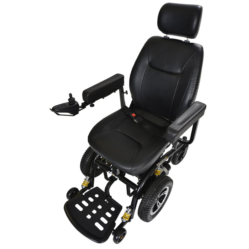 Trident Front Wheel Drive Power Wheelchair 18 Seat - Power