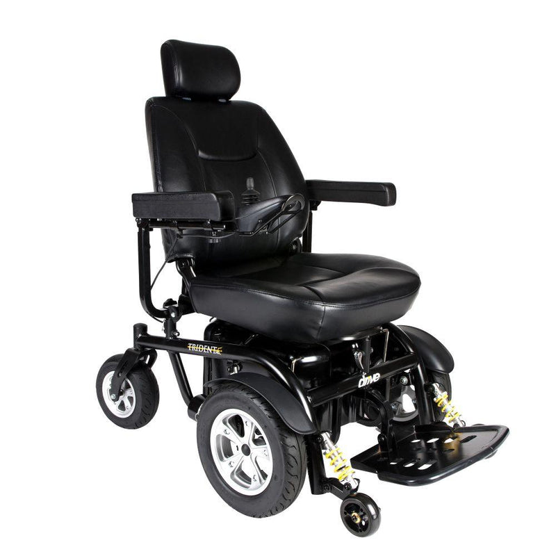 Trident HD Heavy Duty Power Wheelchair 22 Seat - Power