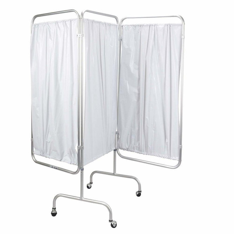 3 Panel Privacy Screen - Patient Room