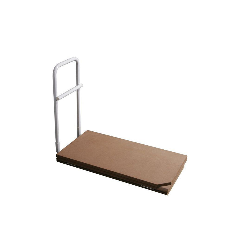 Home Bed Assist Grab Rail with Bed Board - Hospital Beds