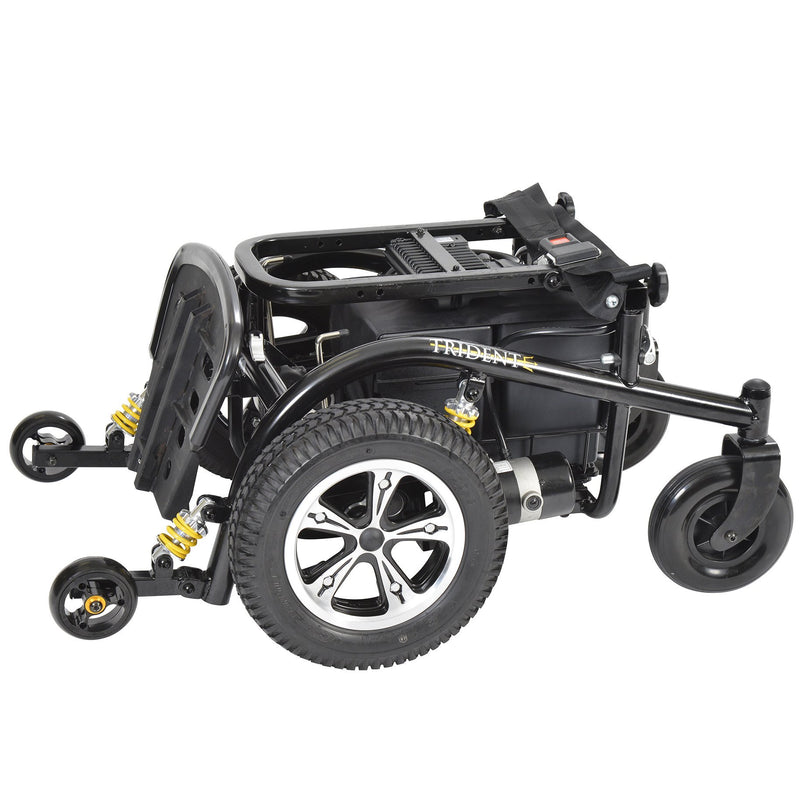 Trident Front Wheel Drive Power Wheelchair 20 Seat - Power