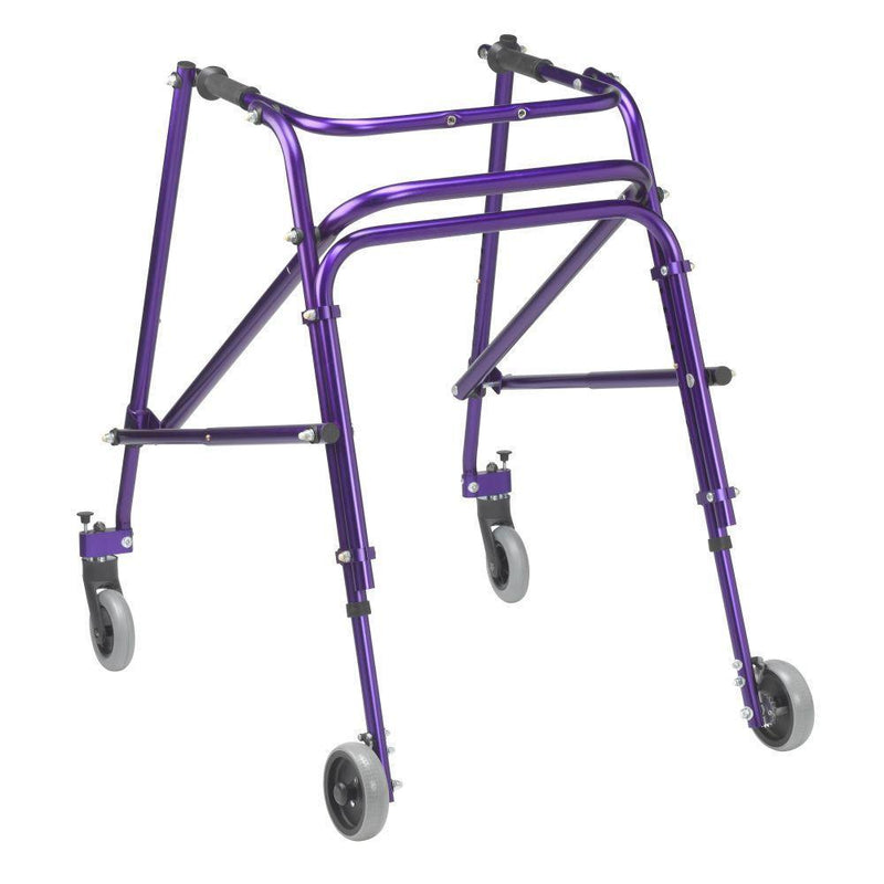 Nimbo 2G Lightweight Posterior Walker Large Wizard Purple -