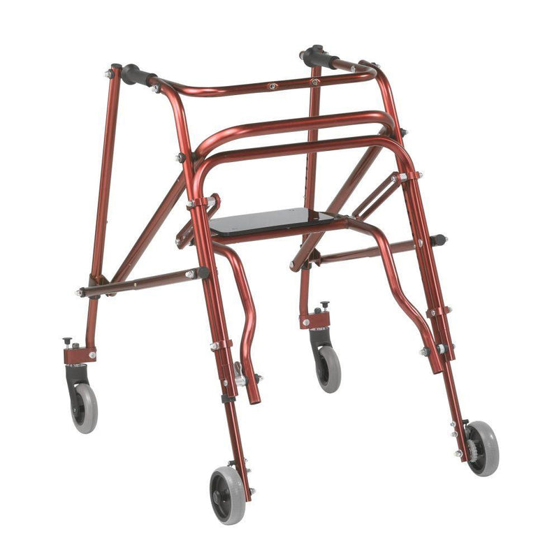 Nimbo 2G Lightweight Posterior Walker with Seat Large Castle