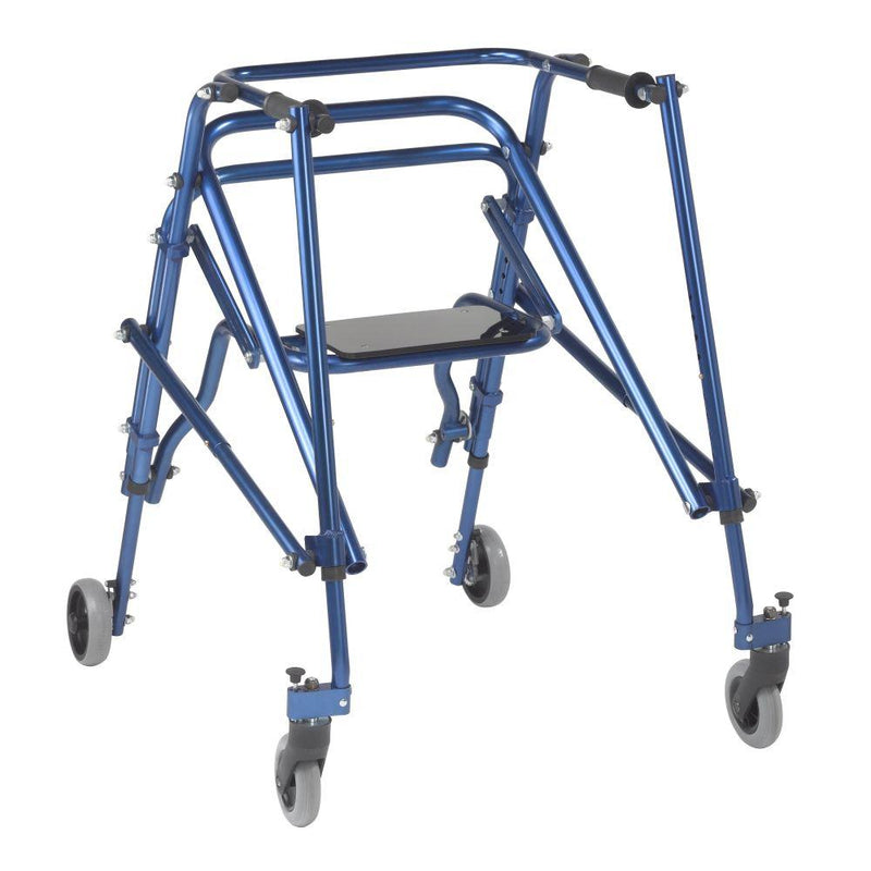 Nimbo 2G Lightweight Posterior Walker with Seat Large Knight