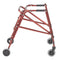 Nimbo 2G Lightweight Posterior Walker Medium Castle Red -