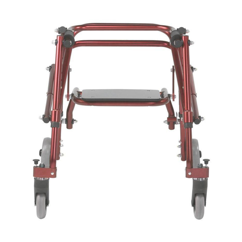 Nimbo 2G Lightweight Posterior Walker with Seat Small Castle