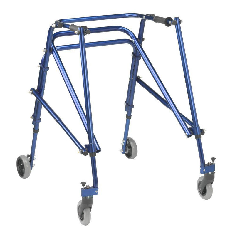 Nimbo 2G Lightweight Posterior Walker Large Knight Blue -