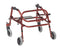 Nimbo 2G Lightweight Posterior Walker with Seat Extra Small