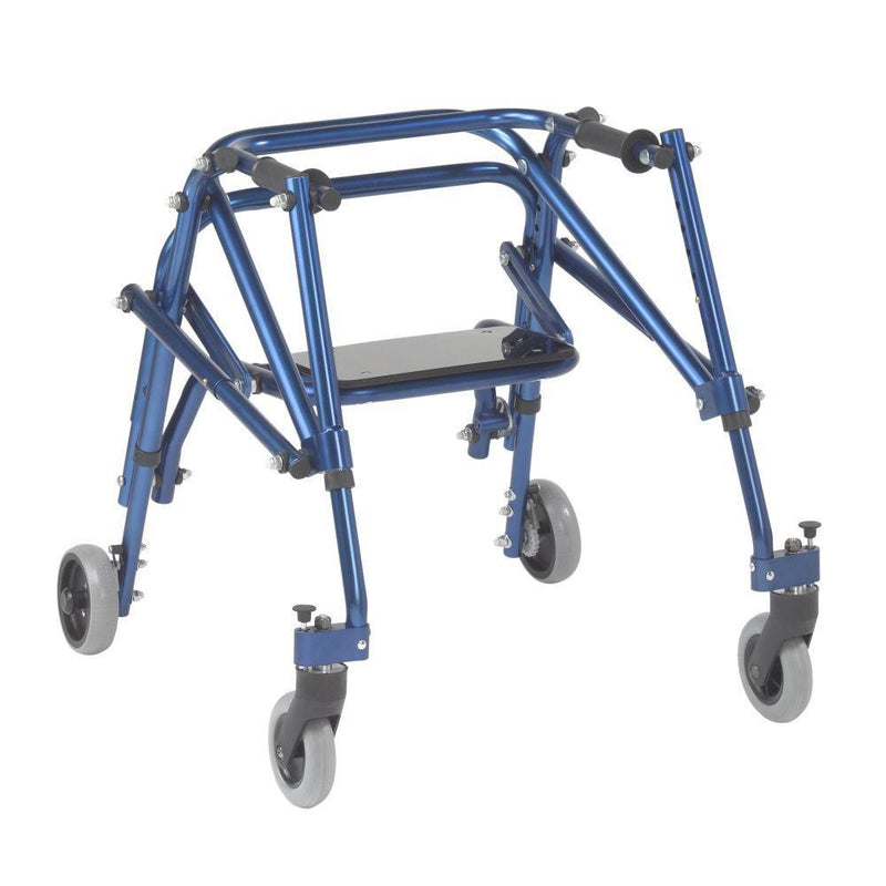 Nimbo 2G Lightweight Posterior Walker with Seat Small Knight