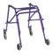 Nimbo 2G Lightweight Posterior Walker Medium Wizard Purple -