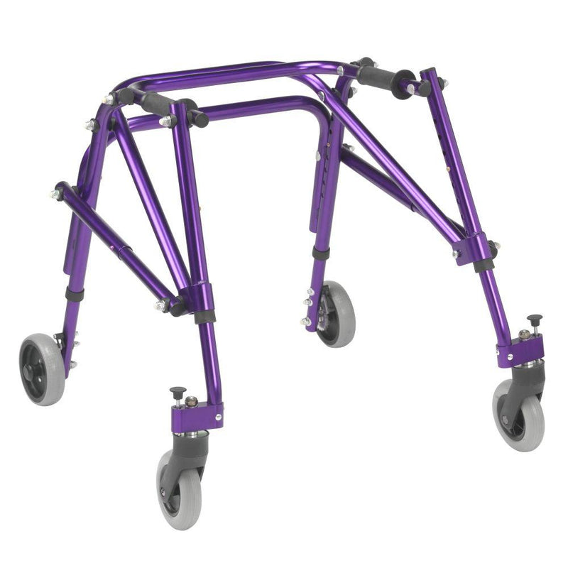 Nimbo 2G Lightweight Posterior Walker Small Wizard Purple -