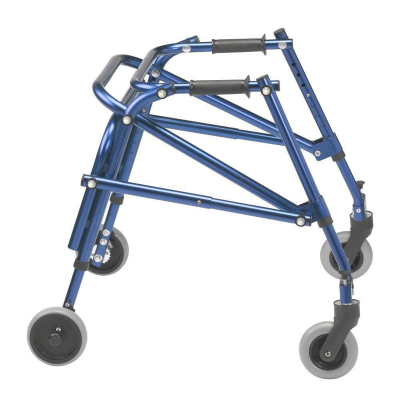 Nimbo 2G Lightweight Posterior Walker Small Knight Blue -
